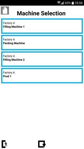 1 Machine Selection